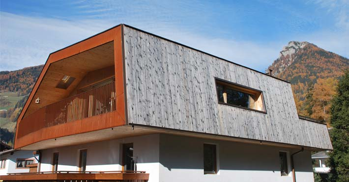 Neue Wohneinheit Ausbau Dachgeschoss 02